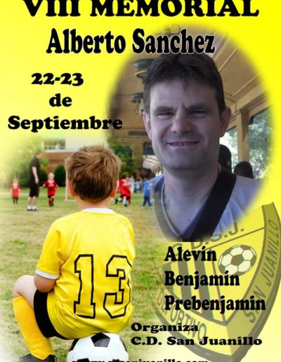VIII Memorial Alberto Sanchez